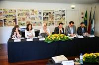 Ministro da Ciência do Brasil visita o INESC TEC e exprime apoio ao INESC P&D Brasil