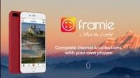 App da startup Framie disponível no mercado