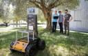 O robô que vai tratar das vinhas nas encostas do douro (Diário de Notícias)