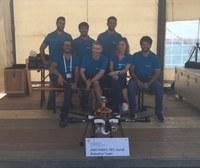 Equipa de robótica do INESC TEC bicampeões na European Robotics League