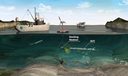 INESC TEC develops underwater docking station for underwater robots
