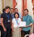 Artigo sobre SQL Window Functions recebe Best Paper Award of DAIS 2017