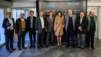 Secretária de Estado da Indústria visita o INESC TEC